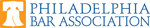 Logo Recognizing Heslin Law Firm's affiliation with Philadelphia Bar Association